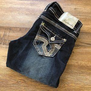 Hydraulic Bailey slim boot cut jeans